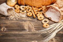 Bakery product Stock Photo