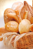 Bakery products Royalty Free Stock Image