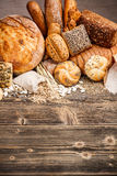 Bakery products Stock Photography