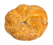 Bakery products of wheat with sesame Stock Image