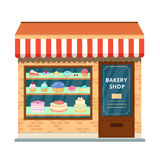 Bakery shop Stock Photos