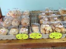 Bakery shop Royalty Free Stock Photos