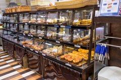 Bakery Shop Stock Image