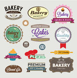 Bakery signs Royalty Free Stock Photos