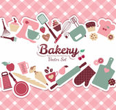 Bakery and sweet Stock Images