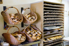 Bakery in Valensole Royalty Free Stock Photos