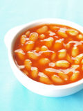 Bakes beans Stock Image