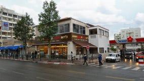 Bakeshop Асиров в центре Rishon LeZion Стоковые Изображения RF