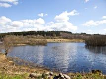 Bakethin Reservoir Stock Photo