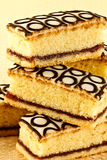 Bakewell蛋糕 免版税库存图片