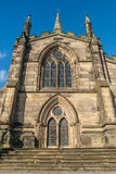 Bakewell Church. All Saints Church, Bakewell, is the parish church of Bakewell, Derbyshire Royalty Free Stock Photo