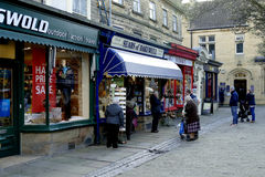 Bakewell. Stock Images
