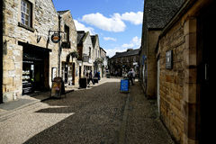 Bakewell, Derbyshire. Stock Images