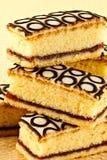 Bakewell-Kuchen Lizenzfreies Stockbild