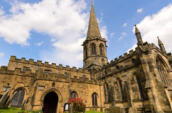 Bakewell Parish Church Stock Photography
