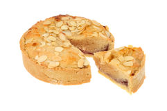 Bakewell tart Royalty Free Stock Photography