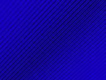 Bakground bleu d'ondulation se fanant à l'extérieur illustration libre de droits