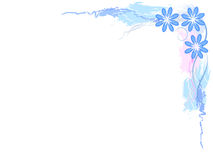 Bakground de la flor Imagen de archivo