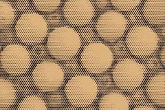Bakground pastello dell'estratto di tono di Pop art Fotografia Stock