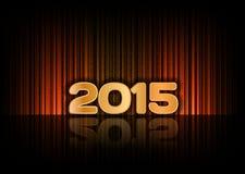 Bakgrund 2015 Arkivbilder