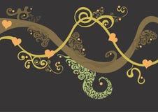 bakgrund royaltyfri illustrationer