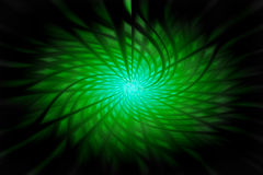 Bakgrund Abstrac för grön färg Royaltyfri Bild