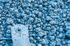 Bakgrund av betongväggen Royaltyfri Foto