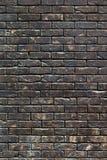 Bakgrund av den gamla tappningtegelstenväggen Royaltyfria Foton