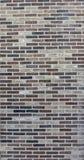 Bakgrund av den gamla tappningtegelstenväggen Fotografering för Bildbyråer