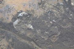 Bakgrund av den grungy texturerade väggen Arkivfoton