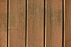 Bakgrund av den texturerade Wood staketBoards closeupen Arkivbilder