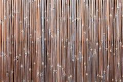 Bakgrund av den torra bambulodlinjen arkivfoton