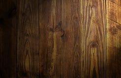 Bakgrund av det wood brädet med öppnat och tonat arkivbild