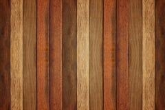 Bakgrund av det wood staketet Royaltyfri Bild