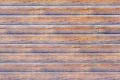 Bakgrund av gamla bruna bräden Härlig bakgrund, naturligt material Royaltyfria Bilder