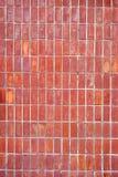 Bakgrund av gammal textur för modell för tegelstenvägg Royaltyfri Fotografi