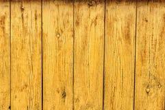 Bakgrund av gammala träplankor Arkivfoton