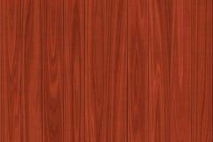 Bakgrund av körsbärsröda wood bräden Arkivbilder