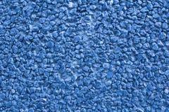 Bakgrund av litet blått vaggar Royaltyfria Bilder