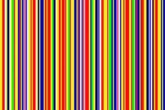 Bakgrund av mång--färgade band vektor illustrationer