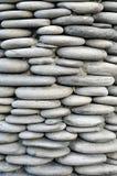Bakgrund av pebbles Arkivbilder
