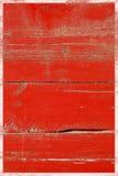 Bakgrund av röda plankor Arkivfoton