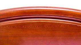 bakgrund av rött trä Royaltyfria Bilder
