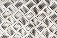 Bakgrund av rostiga metalliska texturer Fotografering för Bildbyråer