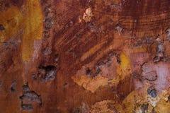 Bakgrund av skalningsmålarfärg Arkivfoto