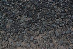 Bakgrund av stenar och kiselstenar, textur Royaltyfria Foton
