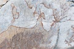 Bakgrund av stenen naturlig sten Fotografering för Bildbyråer