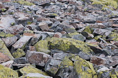 Bakgrund av stenen naturlig sten Berg Arkivfoton