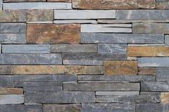 Bakgrund av textur för stenvägg Royaltyfri Fotografi