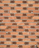 Bakgrund av textur för tegelstenarbete Royaltyfria Bilder